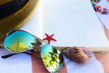 art Summer vacation; enjoy happy holiday on the Summer beach - 209043028