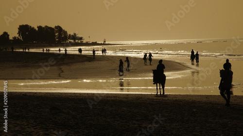 Aluminium Strand Gambia