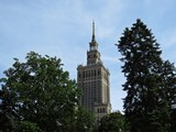 View at Palace of Culture and Science in Warsaw, Poland - 209078283
