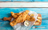 Crispy fried fish - 209088088