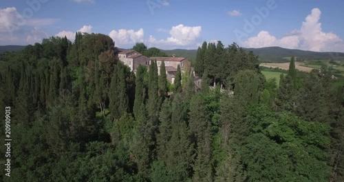 Fototapeta dji drone in italy