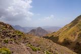 Montanhas na Africa