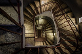 Horror staircase - 209138873