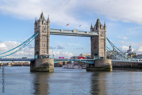 Fotobehang London Tower Bridge