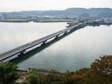 Kitsuki city, panoramic view from the top of Kitsuki castle - 209171413