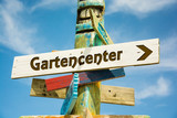 Schild 282 - Gartencenter - 209171867