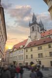 Prague under sunlight. - 209182811