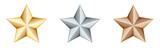 Metal Stars illustration