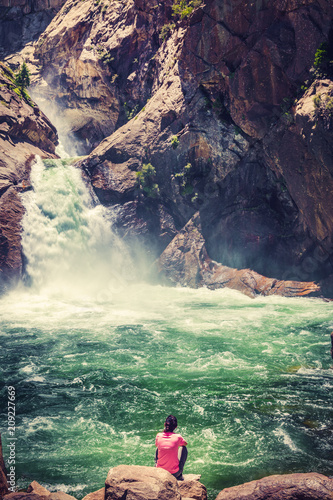 Grizzly Falls, Sequoia National Park - 209227669