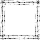 Marco con alambre de espinos - 209238003