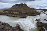 Pjofafoss waterfall Iceland
