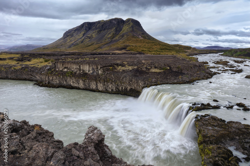 Pjofafoss waterfall Iceland - 209266029