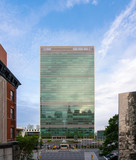 Headquarters of United Nations in New York City