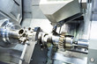 Workpiece in CNC Lathe and Milling Machine