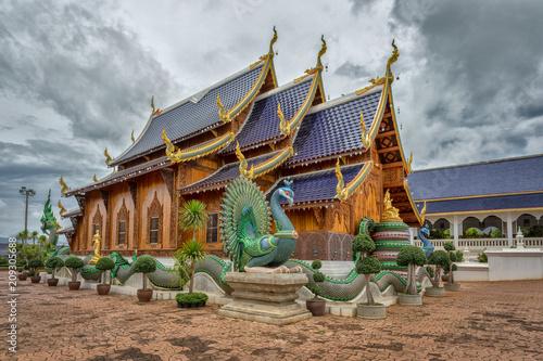 Fotobehang Thailand Wat Ban Den