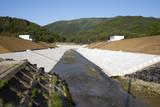 石巻の川の堤防増設 - 209309289