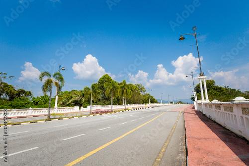 Fridge magnet Sultan bridge in Kuala Kangsar