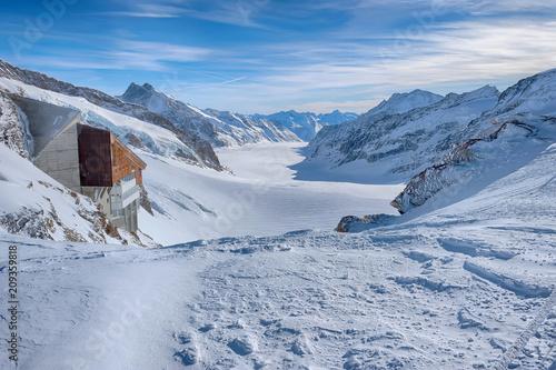 Foto Murales Jungfraujoch – Top of Europe