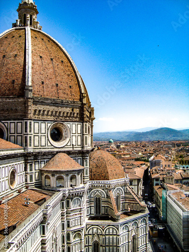 Aluminium Florence Bell Tower Views