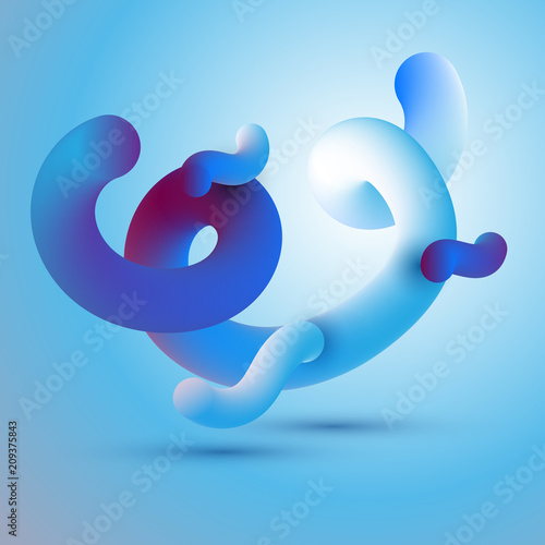 Abstract motion background - 209375843