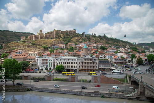 View of Old Tbilisi - 209390228