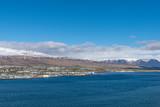 city of Akureyri in North Iceland - 209392230