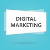 digital marketing concept- vector illustration - 209429294