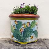 caratteristica fioriera in ceramica - 415 - 209432235