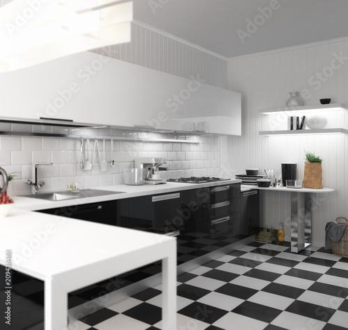 In meiner Küche (Detail)