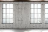 Contemporary interior with copyspace - 209440283