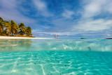 Family on a beach - 209449869