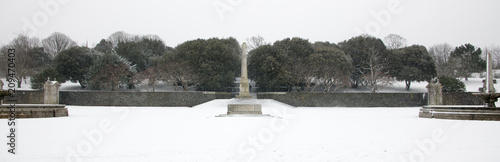 The Irish National War Memorial Gardens - 209470403