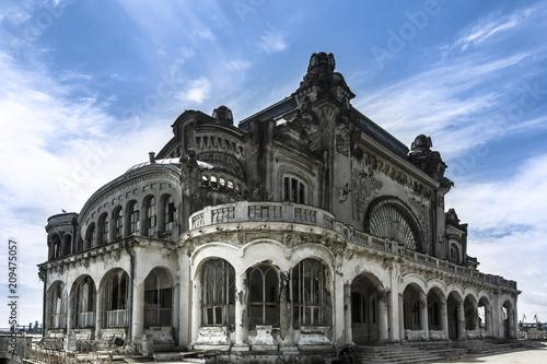 Foto Murales Constanta Casino, Romania