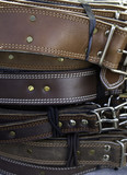 Leather belts - 209479033