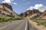 East of the Cascade mountains Oregon landscape. - 209479230