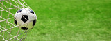 Fototapeta Sport - Ball im Netz © Thaut Images