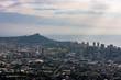 Looking Over Honolulu