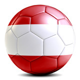 Soccer ball football futbol isolated - 209497408