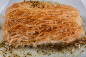 Turkish delight kadayif