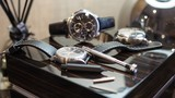 Closeup of luxury watches and tools.(Selected focus) - 209533253