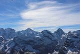 Mountains in Zermatt, Switzerland