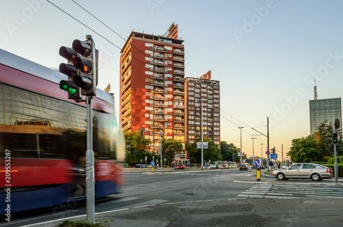 Belgrade Tram
