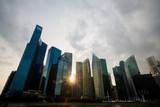 Architecture around Marina Bay Singapore - 209559254