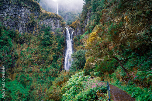 Risco Wasserfall - Wandern auf Madeira - Rabaçal - 209602080