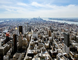Cityscape view of Manhattan - 209609091