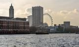 River Thames at twilight