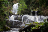 Pha Dok Siew Waterfall, Doi Inthanon  Naional Park, Chiang mai Thailand