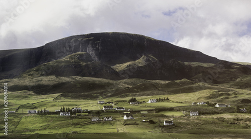 Foto Murales Scottish Landscapes