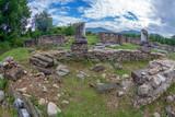 Ruins of the Ulpia Traiana Sarmizegetusa fortress, Romania - 209707022