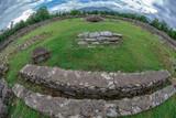 Ruins of the Ulpia Traiana Sarmizegetusa fortress, Romania - 209707028